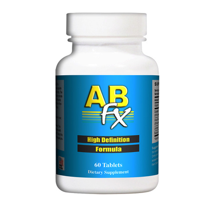 Body-FX Ab FX, 60 Tablets