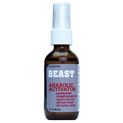 Beast Sports Anabolic Activator, 2 Fluid Ounces