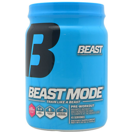 Beast Sports Beast Mode, 45 Servings
