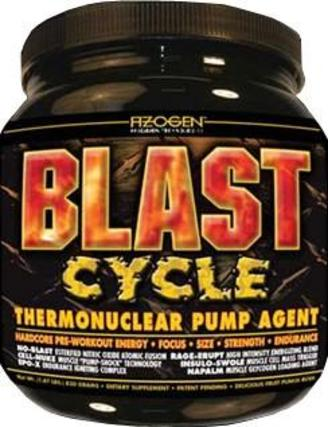 Fizogen Blast Cycle
