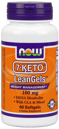7-Keto 100 mg. per gel, 60 Softgels 733739030221