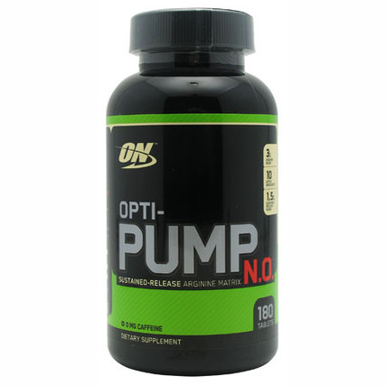 Optimum Nutrition Opti-Pump N.O., 180 Tablets