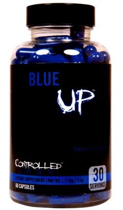 Controlled Labs BLUE UP, 60 Capsules