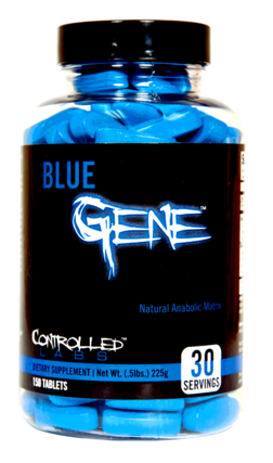 Controlled Labs Blue Gene, 150 Tablets