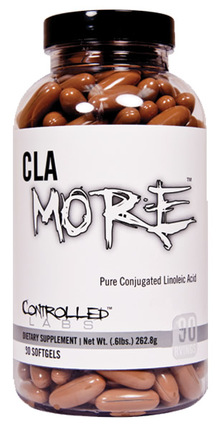Controlled Labs CLAmore, 90 Softgels