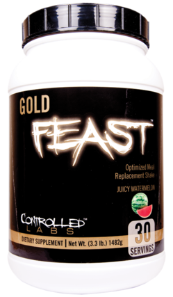 Controlled Labs Gold Feast, 30 Servings