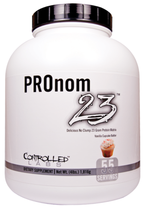 Controlled Labs PROnom 23, 4 Pounds