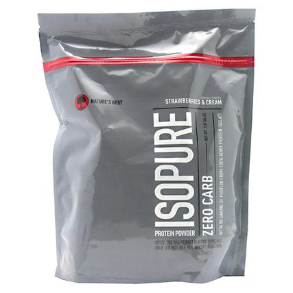 Natures Best ISOPURE (Zero Carb), 1 Pound