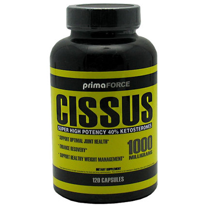 primaFORCE Cissus 1000 mg., 120 Capsules