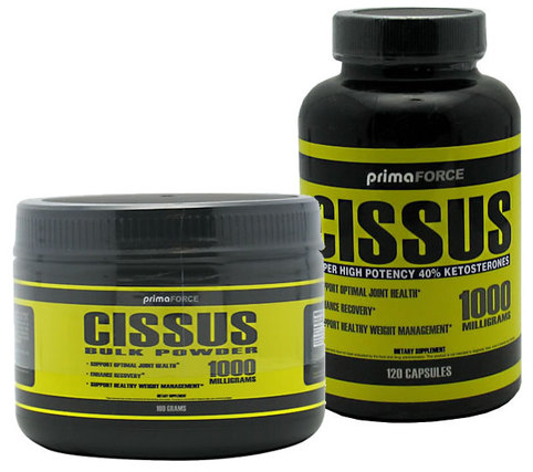 primaFORCE Cissus 1000 mg.