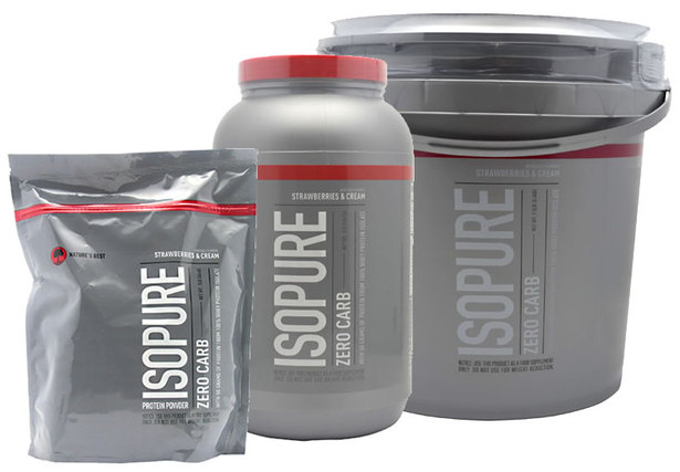 Natures Best ISOPURE (Zero Carb)