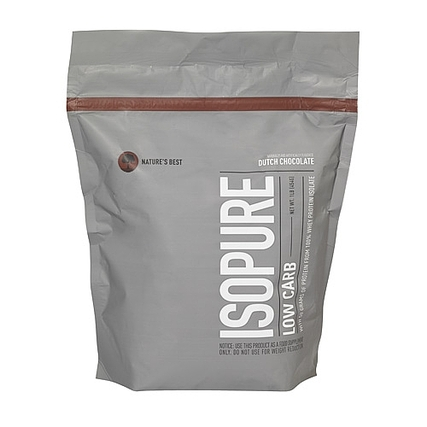 Natures Best ISOPURE (Low Carb), 1 Pound