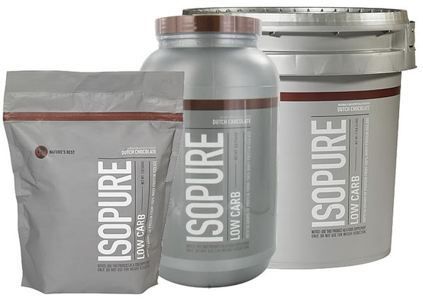 Natures Best ISOPURE (Low Carb)