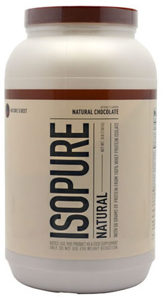 Natures Best Natural isopure, 3 Pounds
