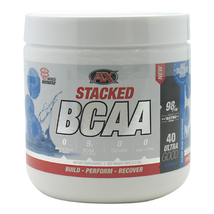 Athletic Xtreme (AX) Stacked BCAA, 40 Servings