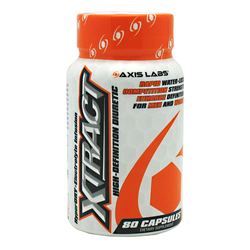 Xtract High-Definition Diuretic, 80 Servings 689076957403