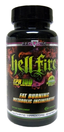 Innovative Laboratories Hellfire EPH 150, 100 Capsules