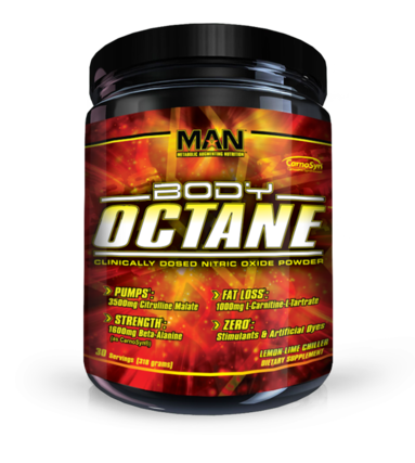 BODY OCTANE / High Voltage