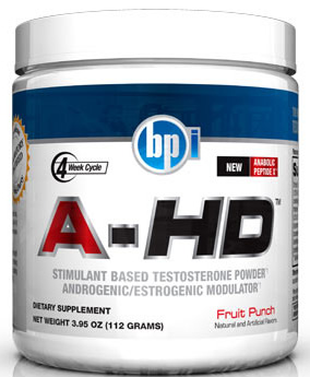 BPI Sports A-HD Powder, 28 Servings