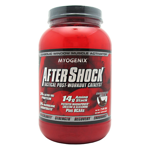 After Shock, 2.64 Pounds, Shockolate Milk Flavor 680269119592