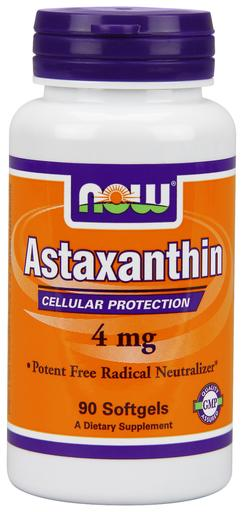 Astaxanthin 4 mg. per gel, 90 Softgels 733739023056