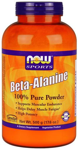 Beta-Alanine, 500 Grams 733739020079