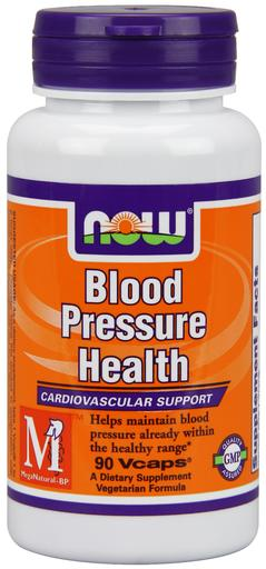 Blood Pressure Health, 90 Vegi Capsules 733739030665