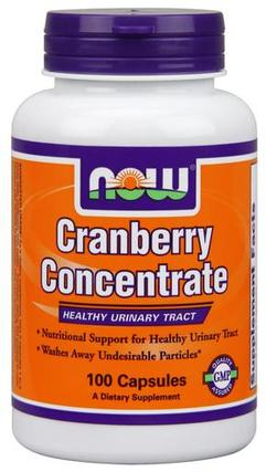 NOW Foods Cranberry Concentrate, 100 Capsules
