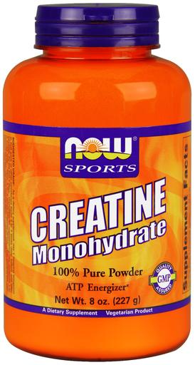Creatine Monohydrate, 8 Ounces 733739020307