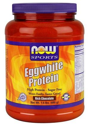 NOW Foods EggWhite Protein - 1.5 lb.