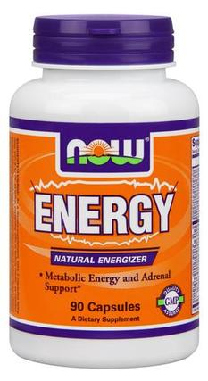 NOW Foods Energy, 90 Capsules