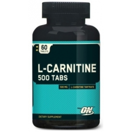 Optimum Nutrition L-Carnitine, 60 Tablets