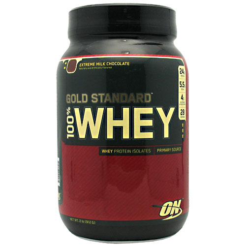 100% Whey Gold Standard, 2 Pounds, Banana Cream Flavor 748927029567