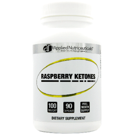 Applied Nutriceuticals RASPBERRY KETONES, 90 Capsules