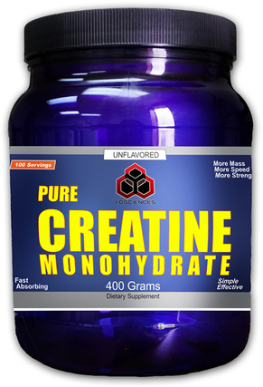 LG Sciences Creatine Monohydrate, 500 Grams