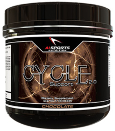 AI Sports CYCLE SUPPORT 2.0, 60 Servings