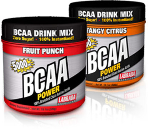 Labrada BCAA Power, 500 Grams
