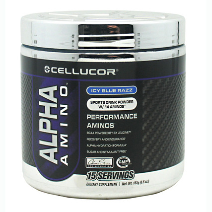 Cellucor Alpha Amino, 15 Servings
