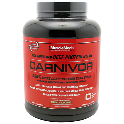 Muscle Meds Carnivor, 4 Pounds