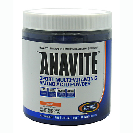 Gaspari Nutrition Anavite Powder, 60 Servings