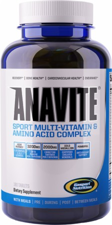 Anavite, 180 Tablets 646511006980