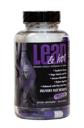 Schwartz Laboratories Lean and Hot, 100 Capsules