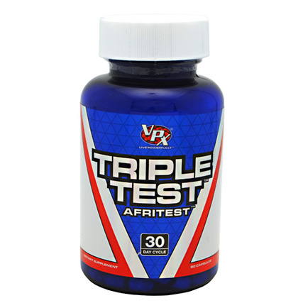 VPX Sports Triple Test, 90 Capsules