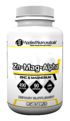 Applied Nutriceuticals ZMA, 90 Capsules
