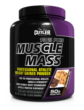 Jay Cutler Elite Series 100% Pure Muscle Mass, 5.8 Pounds