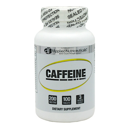 Applied Nutriceuticals Caffeine, 100 Tablets