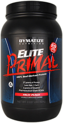 Dymatize Elite Primal, 2 Pounds
