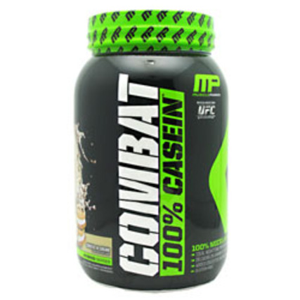 Muscle Pharm Combat 100% Casein, 2 Pounds