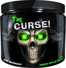 The Curse, 50 Servings, Green Apple Flavor 680569854636