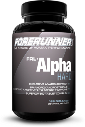 Forerunner Labs Alpha Hard, 168 Tablets
